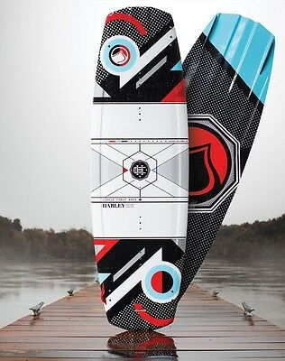 2016 Liquid Force Harley Classic Boat Wakeboard, 143. 48760