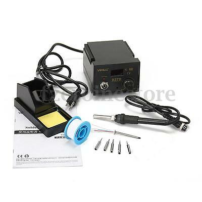 937D SMD 220V 45W Soldering Iron Station Welding Tool Stand Digital Display ESD