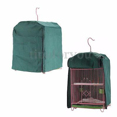 44x32CM Bird Cage Cover Parrot Budgie Canary Shade Clothl Protection Bag