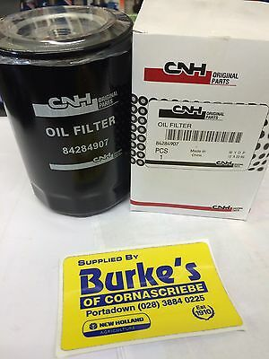Genuine Ford New Holland  Engine Oil Filter 10's 84284907