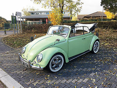 1969 VW Beetle Convertible Classic stunning Vintage Bug Cabriolet