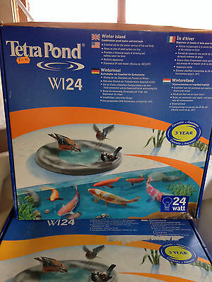 Tetra Pond Heater Winter Island