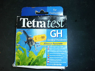 Tetra GH Test Kit