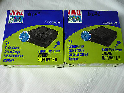 Juwel Filter Carbon Sponge Media