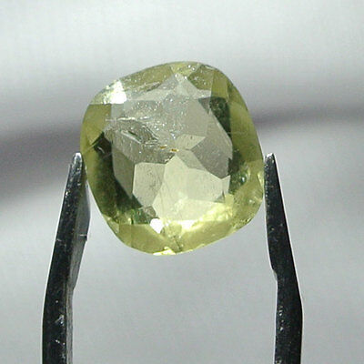 1.57 Ct.Best Color! Natural Color Change Unheated Green Turkish Diaspore 1 pc