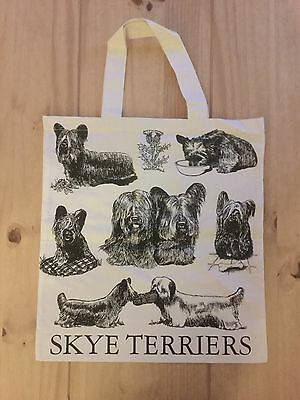 Skye Terrier Calico Bag