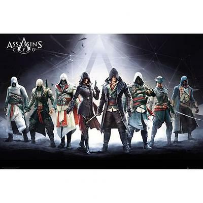 Official Licensed Product Assassins Creed Poster Group 259 Wall Gift Fan New