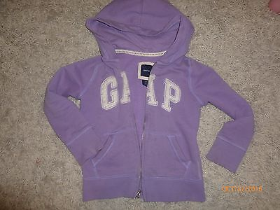 Gap Girls Hoodie Size 6-7 Years