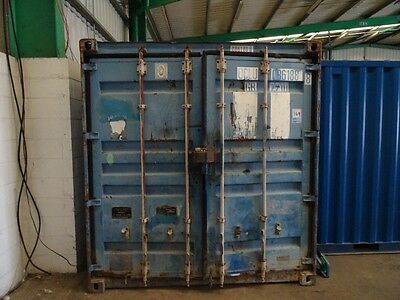 Steel Site Container / Portable Cabin , 10ft x 8ft