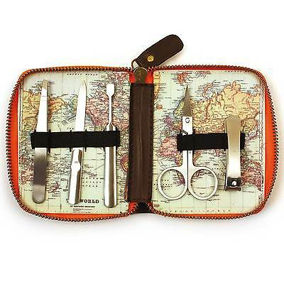 Nail Care Kit Man of the World Range by Gift Republic