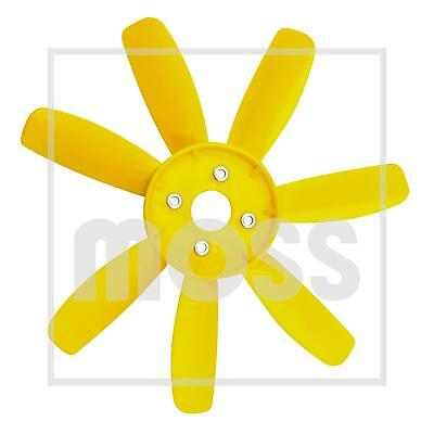 Mgb 7 Blade Plastic Fan Can Be Used To Replace The 3 Blade Metal Fan - Ahh6999Z