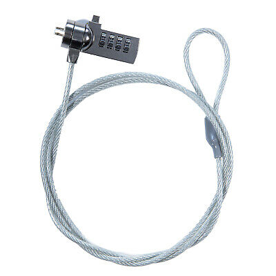 Laptop Security Cable Combination Coded Lock - By TRIXES