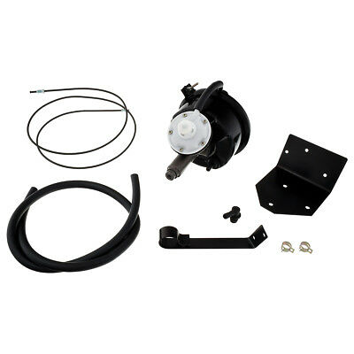 Aftermarket Brake Booster Servo Kit Single Line Brake Systems Only - Tt3949Z