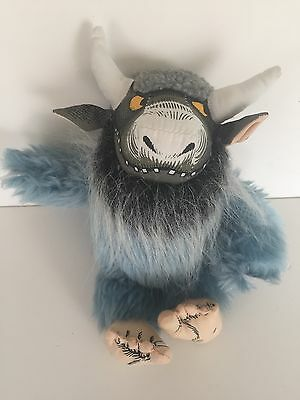 Where The Wild Things Are Bernard Plush Toy 8""