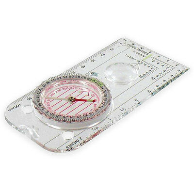 Pathfinder Military Scouts Orienteering Navigation Map Reading Compass in Mils