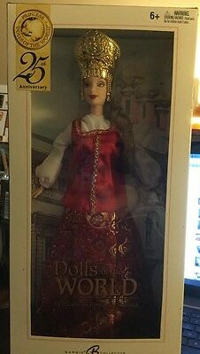 Princess of Imperial Russia 2005 Barbie Doll NRFB