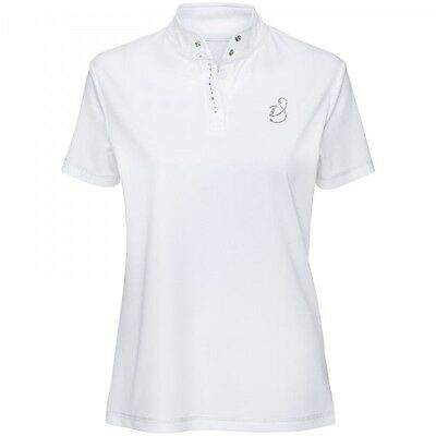 Last Ones!! Imperial Riding Lola White Ladies Dry-Tex Competition Shirt