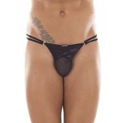 String Homme Transparent Sexy Homme