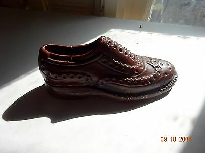 Vintage Small Crosby Square Shoe Plastic