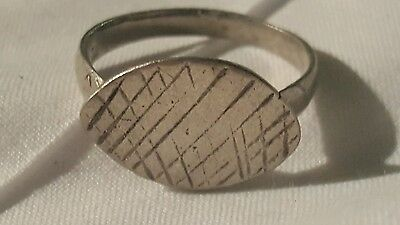 Viking silver ring original