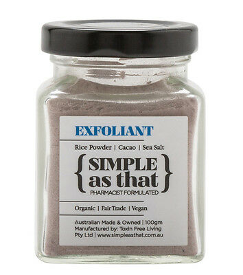 NEW Exfoliant {SIMPLE as that}