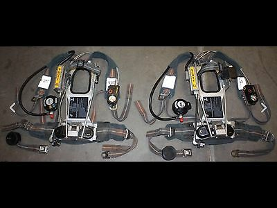 Scott 4.5 AP50 SCBA 1997 Edition w/ Integrated PASS Pre-Owned Nice Condition