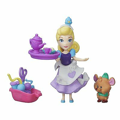 Disney Princess Little Kingdom Cinderella and Gus ~ Sewing Party