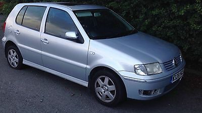 Vw Polo 6N2 1.4 16V Petrol 5 Door Se For Breaking Spares Parts Silver Lb7Z Ahw