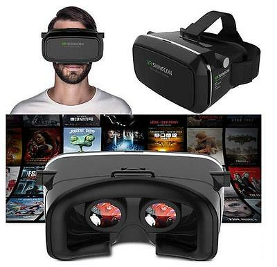 vr box shinecon Occhiali Realtà Virtuale 3D + Gamepad Bluetooth
