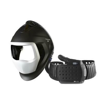 Speedglas 9100 Air with new black Adflo PAPR Excluding Lens