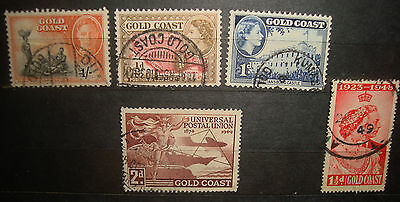 Gold Coast stamps  Lot 5