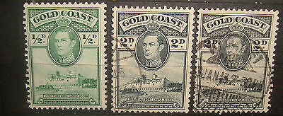 Gold Coast stamps  Lot 3