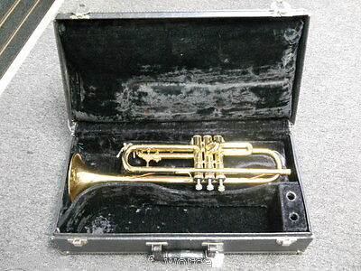 Vintage Holton T602R Collegiate Bb Trumpet (MADE IN JAPAN) 007241