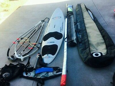 Thommen X95 Windsurfing Full Set