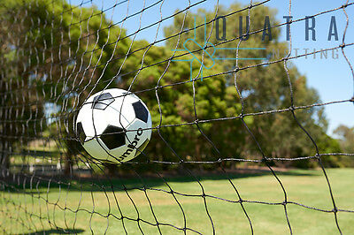 Barrier Netting for Soccer Balls - 10m x 5m - Professional Grade WITH BORDER