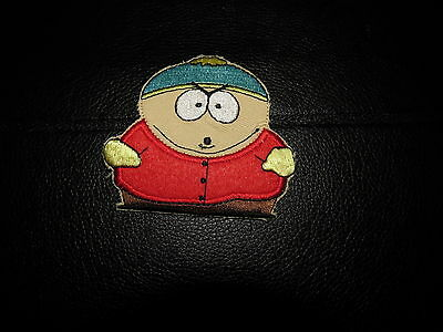 South Park TV Series Cartman Figure Embroidered Patch, NEW UNUSED