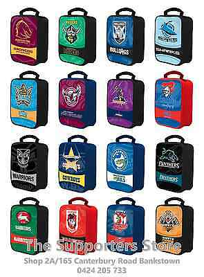 NRL Insulated Lunch Cooler Bag Lunch Box All Teams Available!
