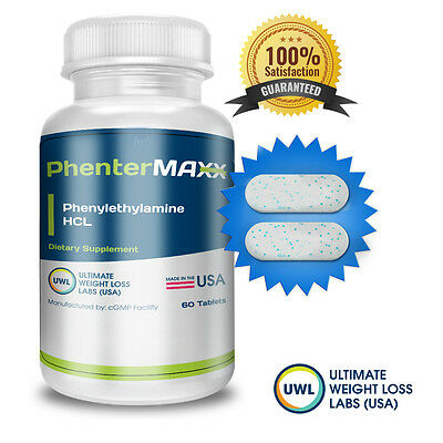 PHENTERMAXX Energy & Appetite Control Tabs Superior Weight Loss Pills