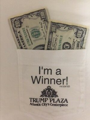 TRUMP collectble trump plaza tshirt