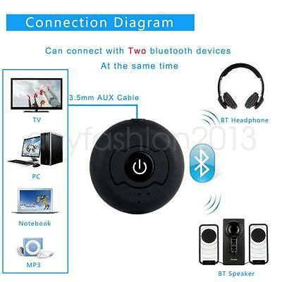 Bluetooth Transmitter Audio 4.0 H366T Wireless Adapter 3.5mm Jack A2DP  Stereo