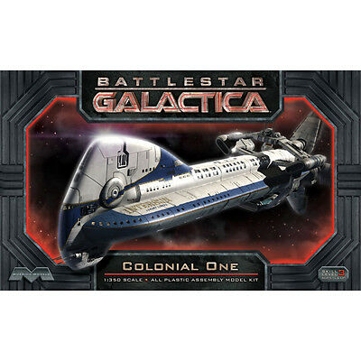 Colonial One Plastic Model Kit from Battlestar Galactica 945