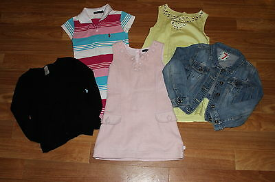 Girls bulk lot - Polo, pumpkin patch and more - Size 8-9