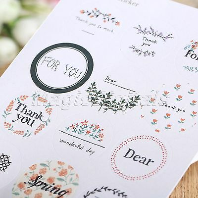 6 Sheets Greeting Letter Card Scrapbook Note Paper Sticker Envelope Diary Decor