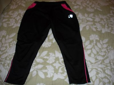 Girls Karrimor 3/4 Running Joggers Age 11-12 Good Used Condition