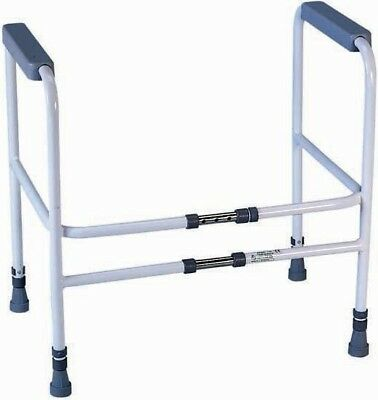 Aidapt Broadstairs Toilet Frame with Adjustable Height and Width VR202