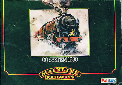Palitoy Mainline Model Railways Toy Catalogue 1980 Uk Edition 36 Pages