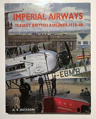 Imperial Airways & The First British Airlines Book 1919-1940
