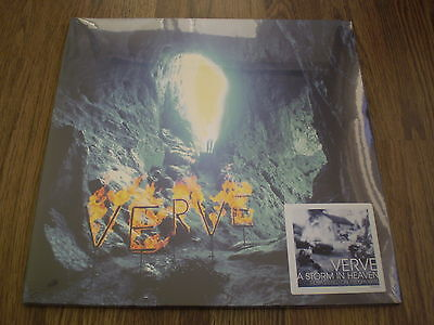 Verve - A Storm In Heaven New Lp Sealed
