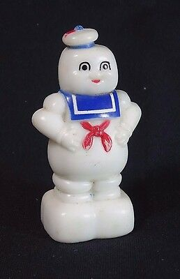 "Vintage Stay Puft Marshmallow Man Ghostbusters Pencil Sharpener 2 3/4"" tall"