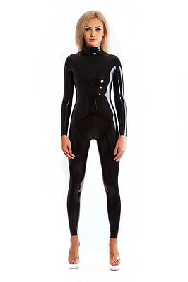 Platex Latex Rubber Gummi Catsuit Bodysuit with Chlorination NEW RRP £300